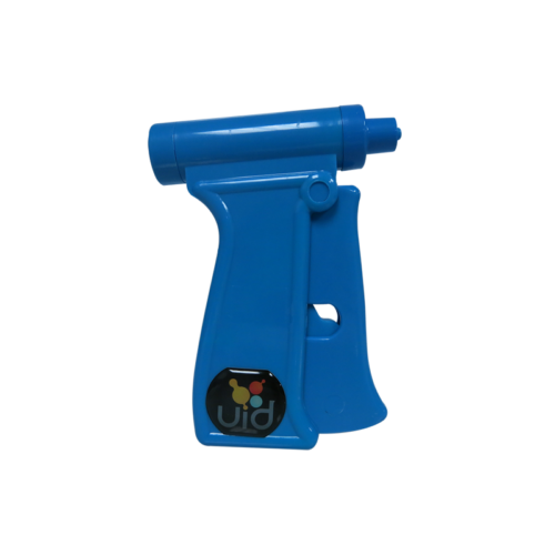 Microchip Pistol Grip Injector