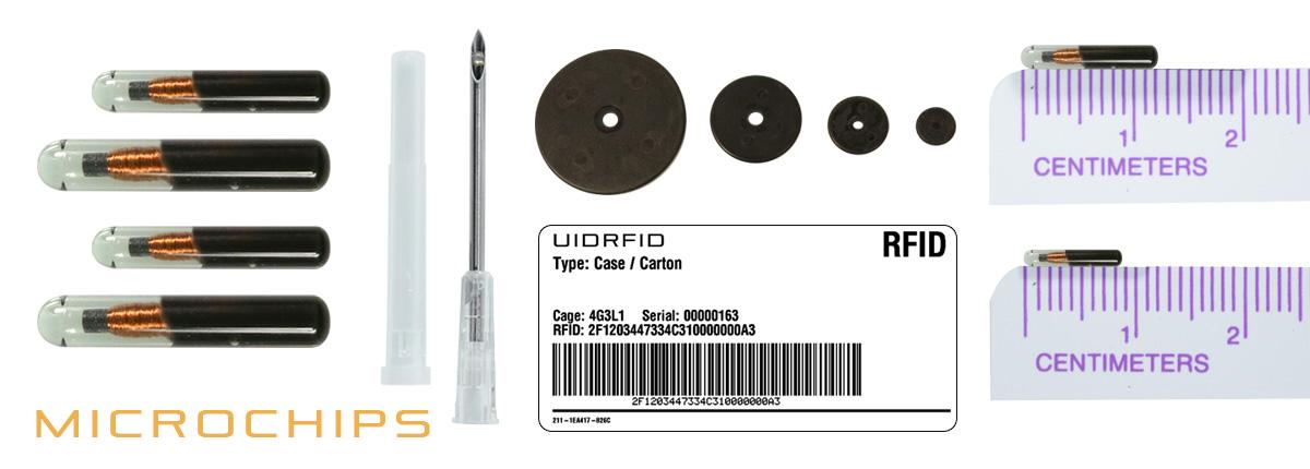 UID Identification Solutions - RFID Microchips,Transponders